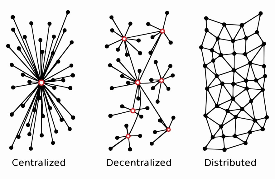 Examples of Different Types of Networks