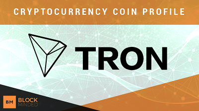 Tron Cryptocurrency Analysis
