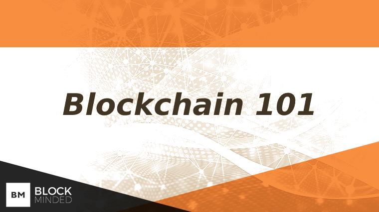Blockchain Explained For Beginners