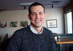 Brendan Blumer CEO of block.one