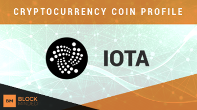 IOTA Cryptocurrency Profile