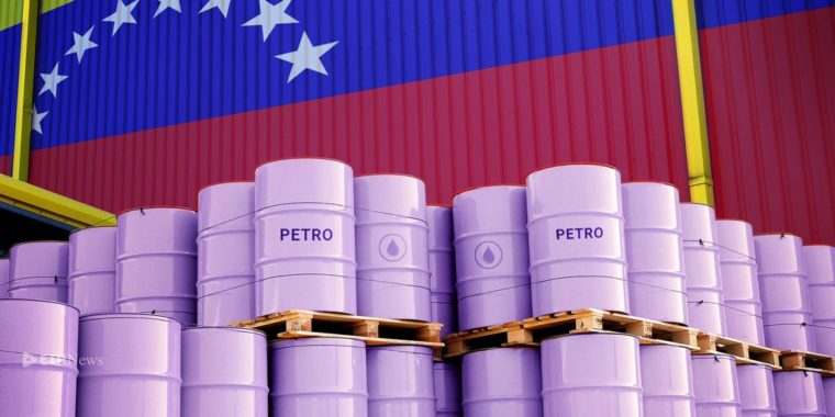Venezuela Petro National Cryptocurrency