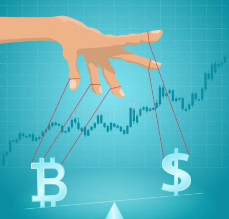 Is Bitcoin Being Manipulated